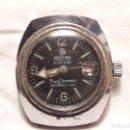 Relojes de pulsera: RELOJ MORTIMA SUPER 28 A CUERDA DATOMATIC CALENDARIO WATER PROF. Lote 160370930