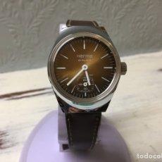 Relojes de pulsera: RELOJ DE CARGA MANUAL HERMA AÑOS 60. Lote 160404986