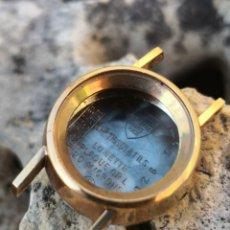 Relojes de pulsera: CAJA RELOJ TISSOT VINTAGE 50S NUEVA.. Lote 160487780