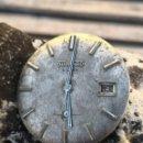 Relojes de pulsera: MAQUINARIA DUWARD SILVER PIEZAS O REPARACION. Lote 160541486