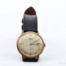 Relojes de pulsera: DUWARD CALENDAR SUPER SECURE SHOCK VINTAGE. Lote 160653778