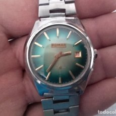 Relojes de pulsera: VINTAGE POMAR CAL. FE 233-72 CARGA MANUAL 36,5MM PARA HOMBRE. Lote 160663826