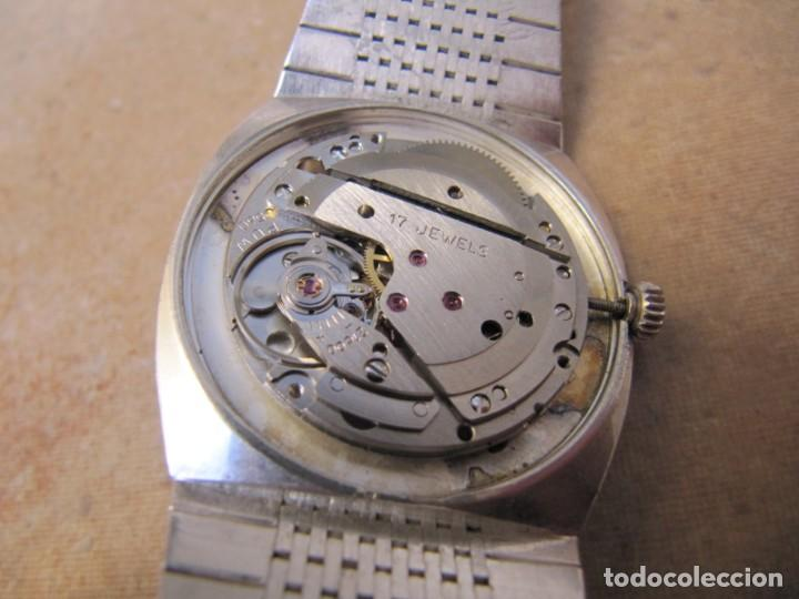 Relojes de pulsera: ANTIGUO RELOJ DE CUERDA DE PLATA RENÉE ROBERT - Foto 18 - 160679534