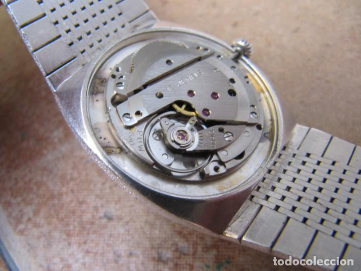 Relojes de pulsera: ANTIGUO RELOJ DE CUERDA DE PLATA RENÉE ROBERT - Foto 20 - 160679534