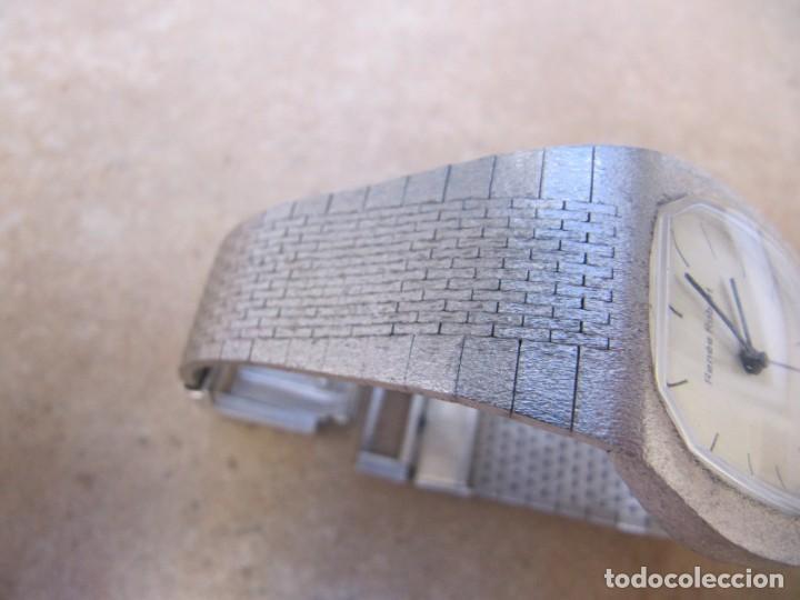 Relojes de pulsera: ANTIGUO RELOJ DE CUERDA DE PLATA RENÉE ROBERT - Foto 24 - 160679534