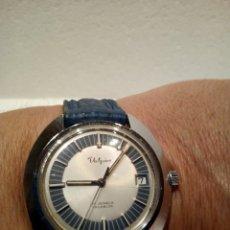 Relojes de pulsera: RELOJ SUIZO VALGINE AÑOS 70 CUERDA. Lote 160739322