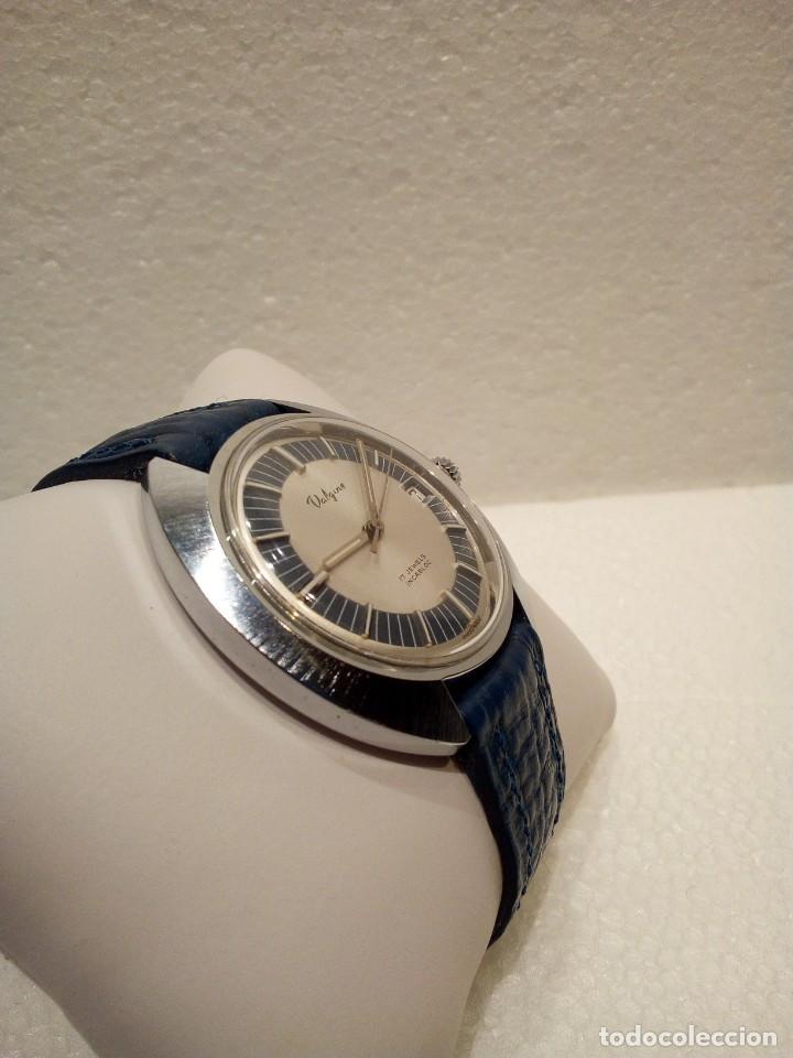 Relojes de pulsera: Reloj Suizo Valgine años 70 cuerda - Foto 6 - 160739322