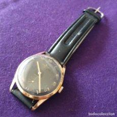 Relojes de pulsera: ANTIGUO RELOJ DE PULSERA RADIANT. BAÑADO ORO.SWISS.CARGA MANUAL-CUERDA.FUNCIONANDO.CABALLERO.AÑOS 60. Lote 160786014