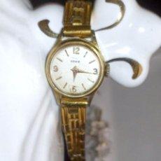 Relojes de pulsera: RELOJ DE SEÑORA TITAN-AÑOS 50-60. Lote 160930258