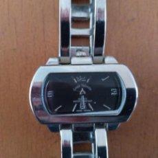 Relojes de pulsera: RELOJ DE PULSERA SEÑORA LOUISE VALENTIN RESISTENTE AL AGUA. DISEÑO SUIZO. Lote 160931214