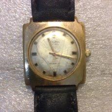Relojes de pulsera: RELOJ DOGMA PRIMA 17 RUBIS. Lote 160963836