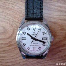 Relojes de pulsera: RELOJ SUIZO CAMY GENEVE VINTAGE REVISADO Y FUNCIONANDO. Lote 161238402