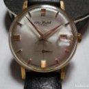 Relojes de pulsera: MAGNIFICO RELOJ CLER WATCH CARGA MANUAL,DE CABALLERO. Lote 161280666