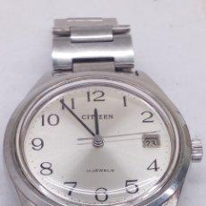 Relojes de pulsera: RELOJ CITIZEN CARGA MANUAL. Lote 171447868