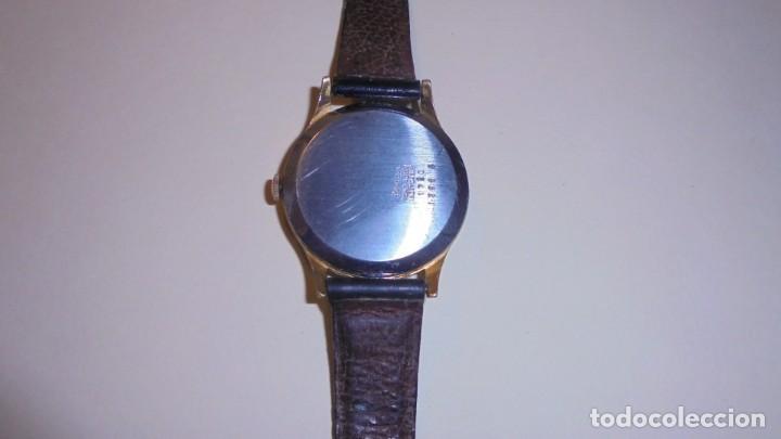 Relojes de pulsera: ANTIGUO RELOJ MECANICO MARCA FESTINA CHAPADO BUEN ESTADO FUNCIONA 4,5X3,7 CM. - Foto 3 - 161648550