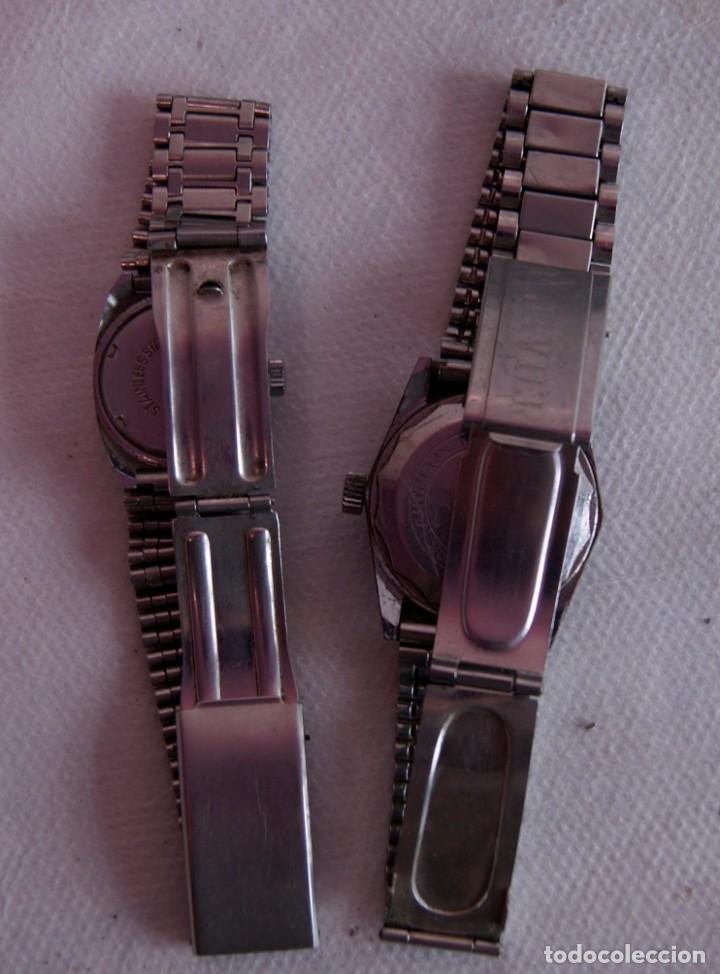 Relojes de pulsera: LOTE DE 10 RELOJES MECANICOS DIVER DOGMA... R25 - Foto 5 - 161720182