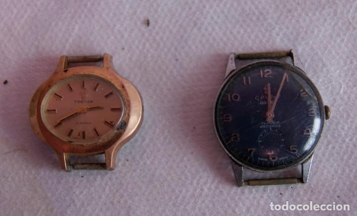 Relojes de pulsera: LOTE DE 10 RELOJES MECANICOS DIVER DOGMA... R25 - Foto 10 - 161720182
