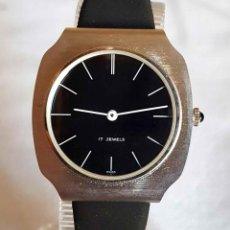 Relojes de pulsera: RELOJ DE CUERDA C1970, SWISS MADE, VINTAGE, NUEVO. Lote 161741238