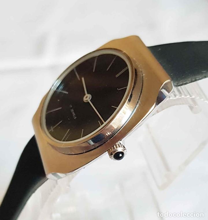Relojes de pulsera: RELOJ DE CUERDA C1970, Swiss made, Vintage, nuevo - Foto 4 - 161741238