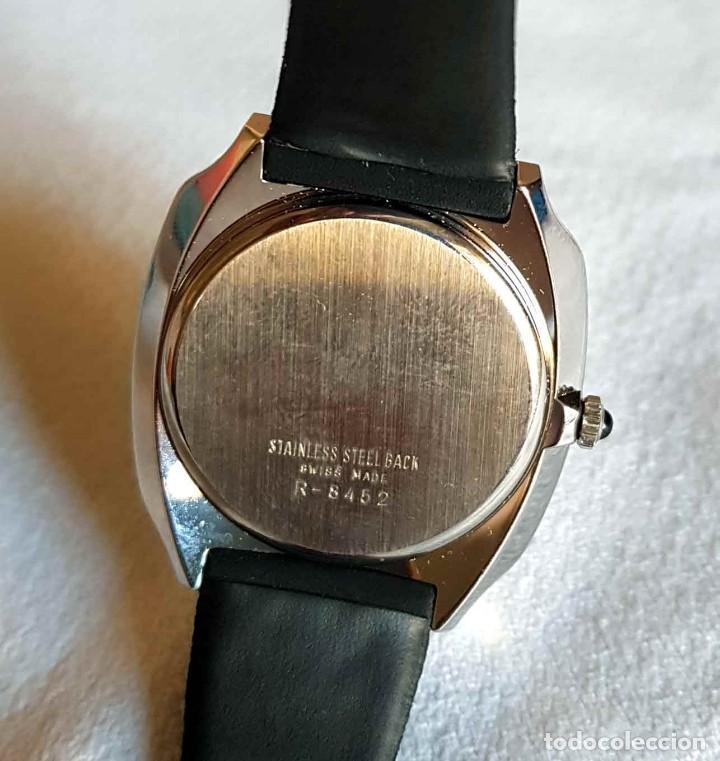 Relojes de pulsera: RELOJ DE CUERDA C1970, Swiss made, Vintage, nuevo - Foto 6 - 161741238