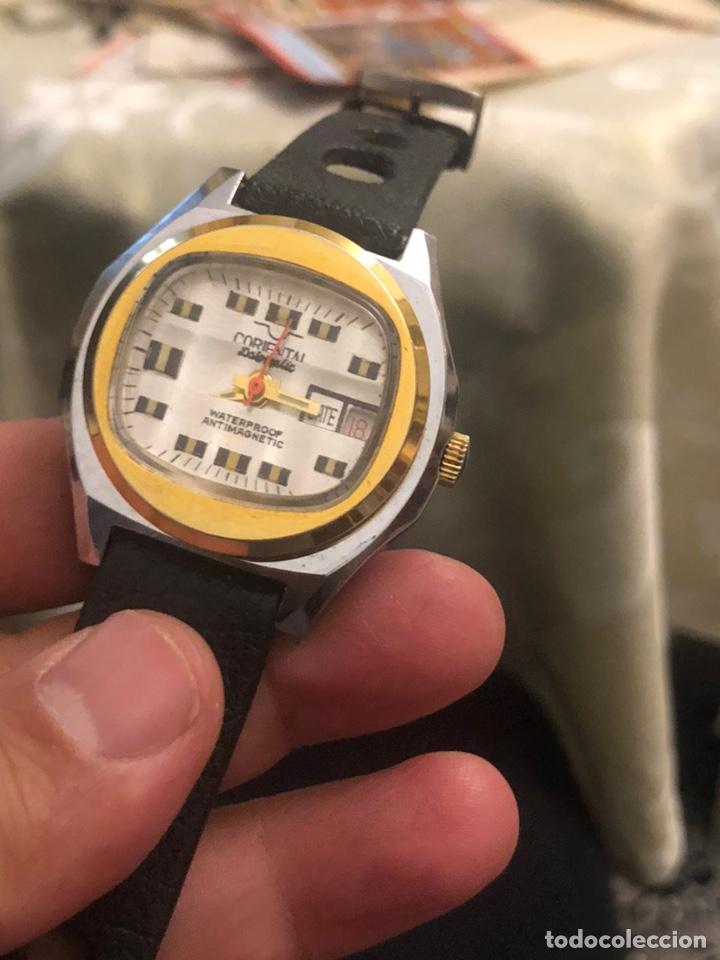 Relojes de pulsera: Reloj bonito coriental antiguo - la caja nueva - Foto 3 - 162293854
