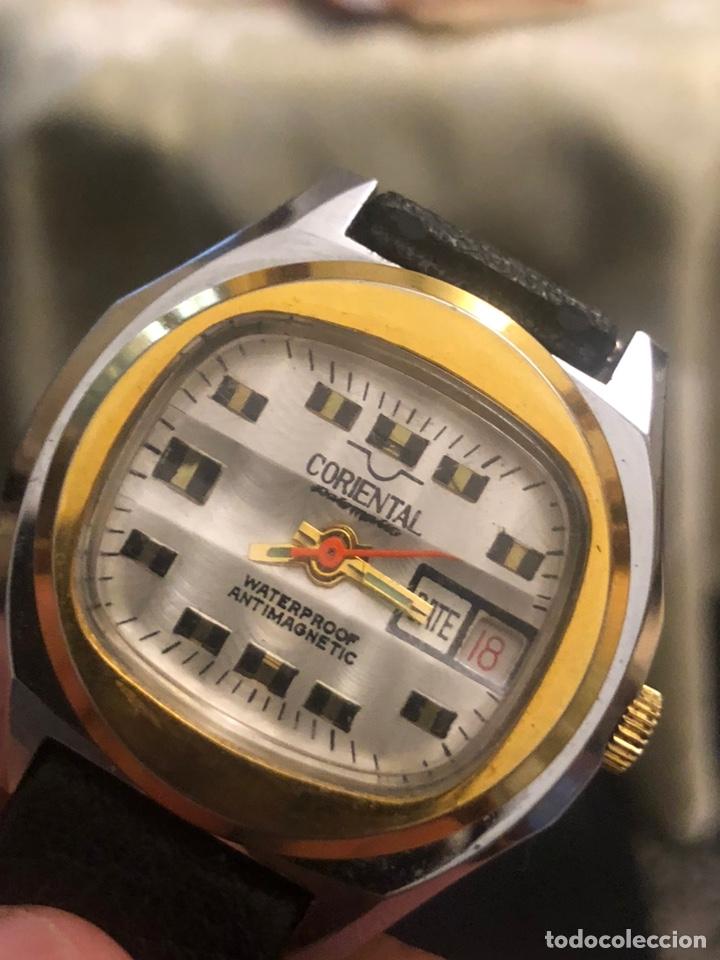 Relojes de pulsera: Reloj bonito coriental antiguo - la caja nueva - Foto 5 - 162293854