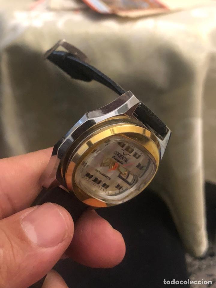 Relojes de pulsera: Reloj bonito coriental antiguo - la caja nueva - Foto 6 - 162293854