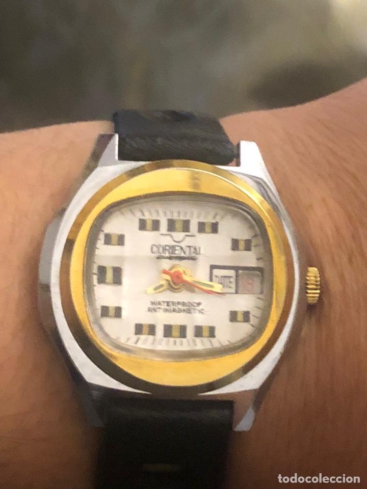 Relojes de pulsera: Reloj bonito coriental antiguo - la caja nueva - Foto 8 - 162293854