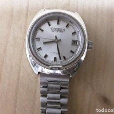 Relojes de pulsera: RELOJ DE SEÑORA DE LA MARCA CITIZEN , PARA REPARAR O PIEZAS . Lote 162414242