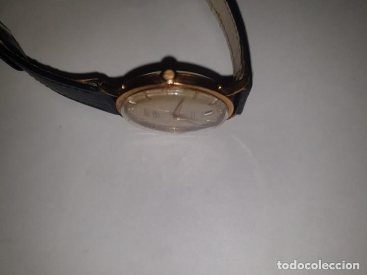 Relojes de pulsera: RELOJ FORTIS 21 RUBI CAJA ORO 18K - Foto 9 - 162467626