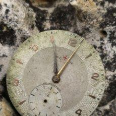 Relojes de pulsera: MAQUINARIA RELOJ VINTAGE KEIFER GRANDE. Lote 162753206