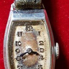 Relojes de pulsera: ANTIGUO RELOJ PULSERA PLATA TISSOT. Lote 163044954