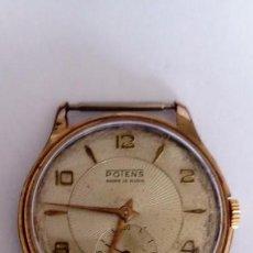 Relojes de pulsera: GRAN RELOJ POTENTS . Lote 163086806