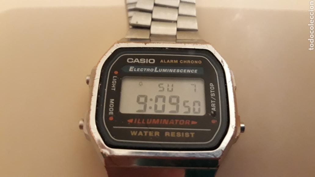 f2ec0a89229e reloj casio a-168 vintage - Comprar Relojes antiguos de pulsera ...