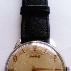 Relojes de pulsera: GRAN RELOJ NARBLAS DE 38 MM CAJA ZENITH. Lote 164171046