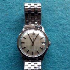 Relojes de pulsera: RELOJ MARCA TIMEX. CLÁSICO DE CABALLERO. FUNCIONANDO.. Lote 164690910