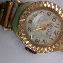 Relojes de pulsera: RELO ELVES 15 RUBIS PARA PIEZAS VINTAGE CON CADENA ANTIGUA. Lote 164810293