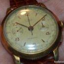 Relojes de pulsera: ELEGANTE RELOJ CRONOMETRO TITUS GENEVE CALIBRE LANDERON 48 SWISS MADE 17 RUBIS AÑOS 40. Lote 164977326