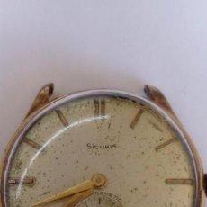 Relojes de pulsera: RELOJ SICORIS. Lote 165101094