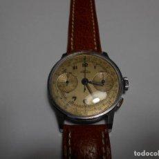 Relojes de pulsera: RELOJ CRONOGRÁFO ANGELUS 215. Lote 165316478