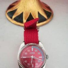 Relojes de pulsera: VINTAGE RELOJ ORIS DEPORTIVO SUIZO DE LOS 70. .. Lote 165323862