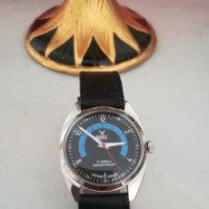 Relojes de pulsera: VINTAGE RELOJ CAMY DEPORTIVO SUIZO DE LOS 70. .. Lote 165324078