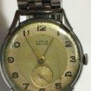 Relojes de pulsera: RELOJ CYRUS REVUE CAJA DE ACERO AÑOS 50 MAQUINARIA SWISS MADE ORIGINAL PARA COLECCIONISTAS. Lote 165332248