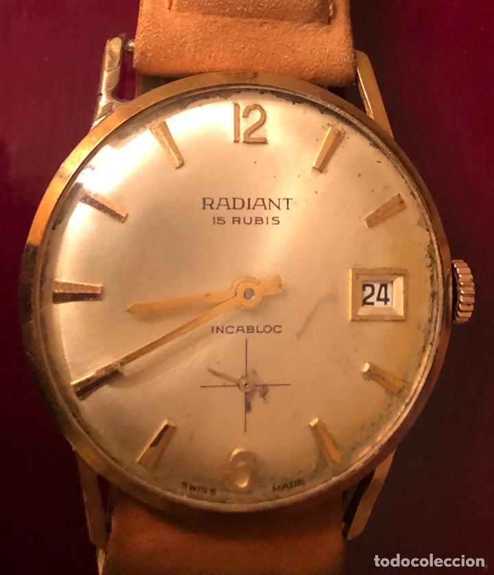 Relojes de pulsera: Reloj de pulsera, de carga manual Radiant - Foto 2 - 165407626