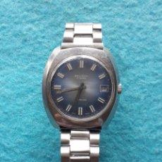 Relojes de pulsera: RELOJ MARCA BELISON. CLÁSICO DE CABALLERO. FUNCIONANDO.. Lote 165471754