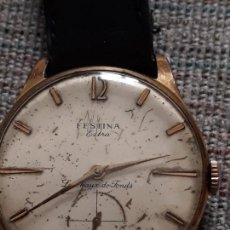 Relojes de pulsera: RELOJ DE PULSERA CABALLERO CARGA MANUAL FESTINA ESTRA. Lote 165524074