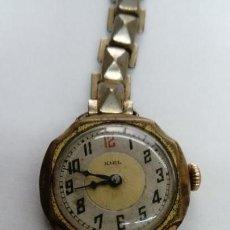 Relojes de pulsera: ANTIQUÍSIMO RELOJ DE MUJER KIEL. Lote 165535974