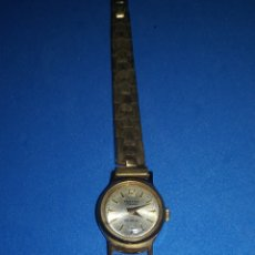 Relojes de pulsera: ANTIGUO RELOJ PULSERA DE MUJER MARCA FESTINA 17 RUBIS. Lote 165649744