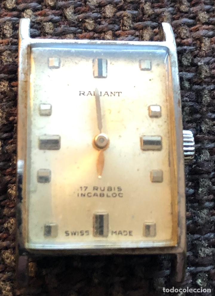 Relojes de pulsera: Reloj de mujer de carga manual Radiant - Foto 2 - 165772296