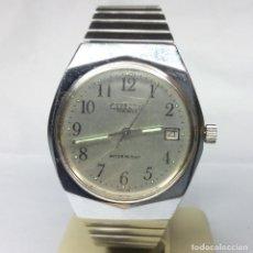 Relógios de pulso: RELOJ CITIZEN CARGA MANUAL 17 JEWELS - CAJA 3'50 CM - FUNCIONANDO. Lote 165872234